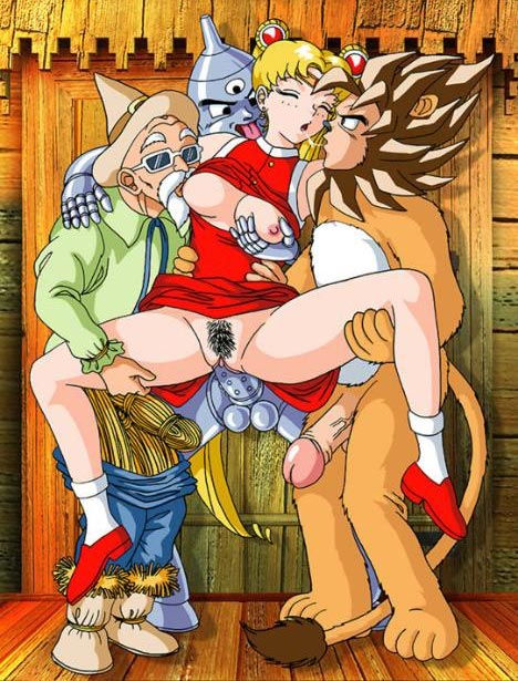 of wizard nude dorothy oz Yang xiao long red eyes