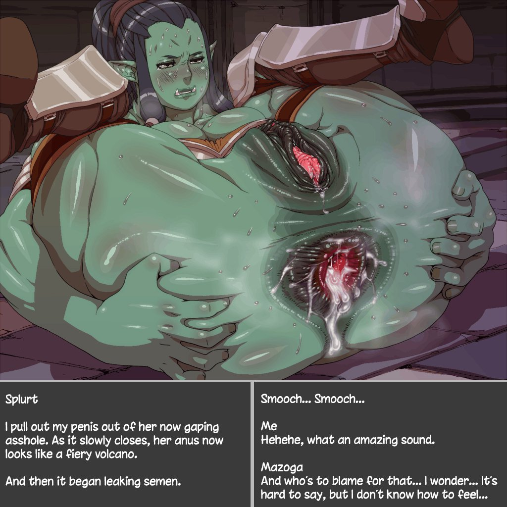 in orcs where skyrim are Rick_and_morty