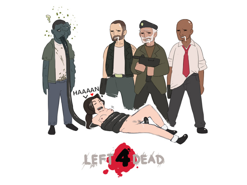 left 2 4 dead charger Binding of isaac the adversary