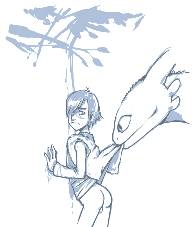 how hiccup fanfiction astrid train your to and dragon I love my big sister futa