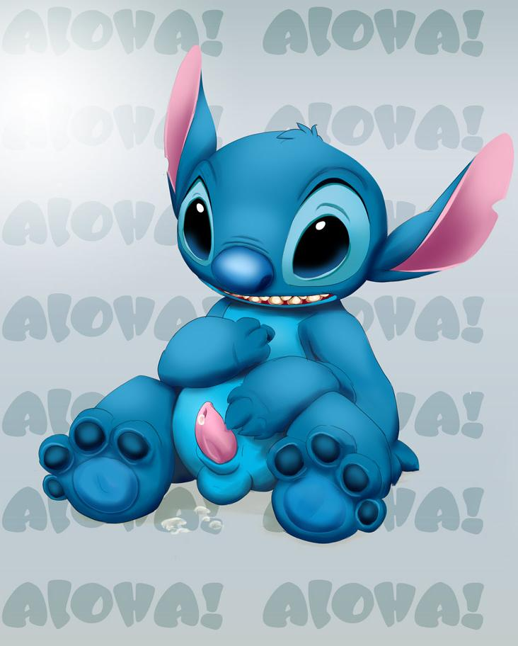 reuben from lilo stitch and Devil may cry 4 agnus