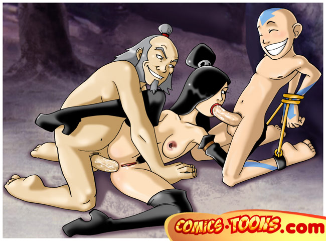 airbender nudes the last avatar One punch man whip monster