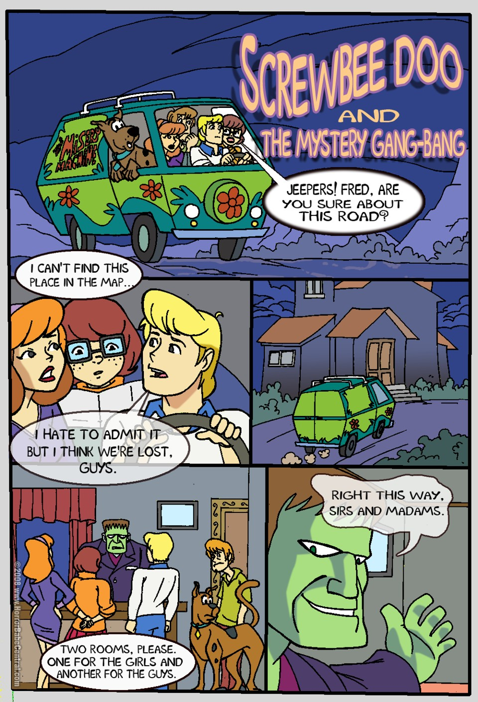 scooby-doo Dead or alive phase 4