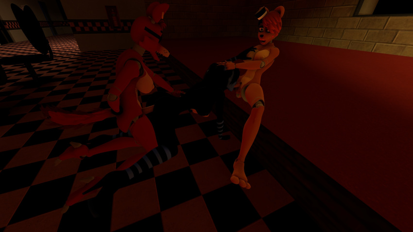 at 3d freddy's 2 five nights How to be a femboy