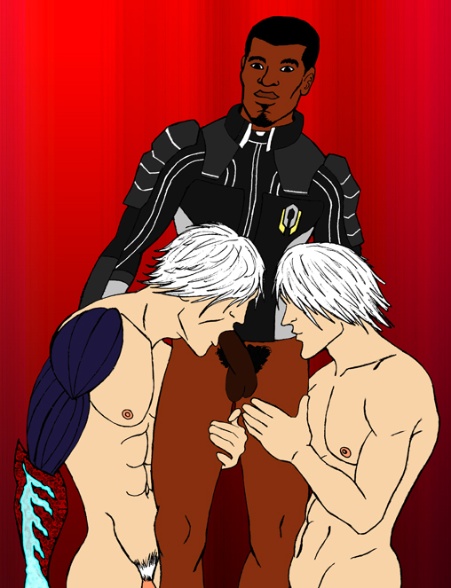 dante featuring and from may knuckles devil cry Pokemon sword and shield