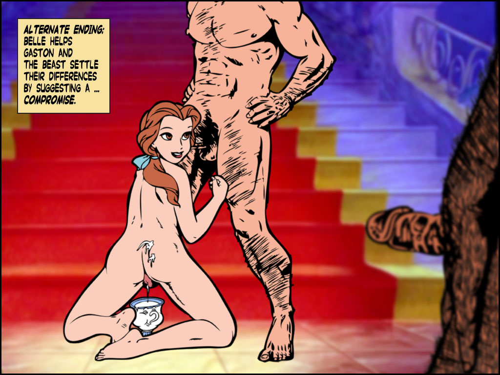 beauty and beast porn game the Fairy odd parents