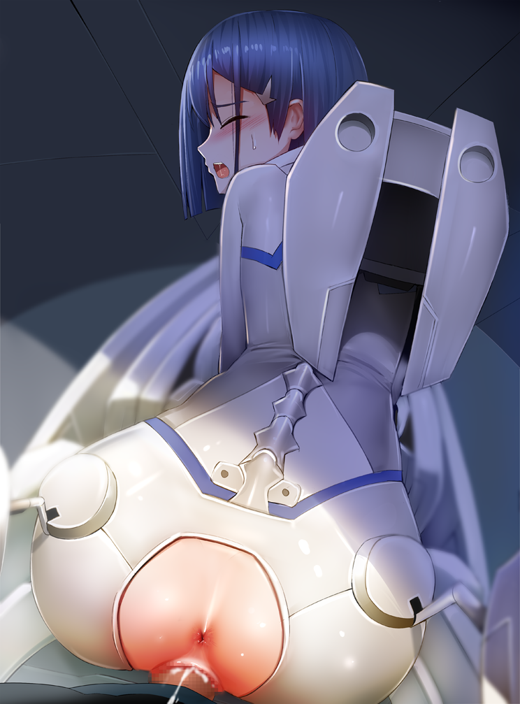 naked franxx darling the in The fruit of grisaia nude