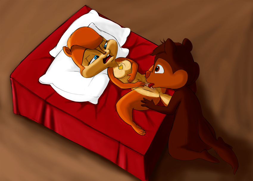 and the xxx chipmunks alvin The walrus and the hedgehog